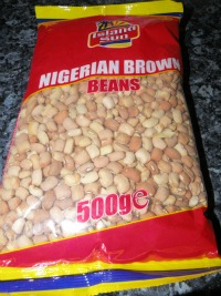 Beans Recipes - Brown beans